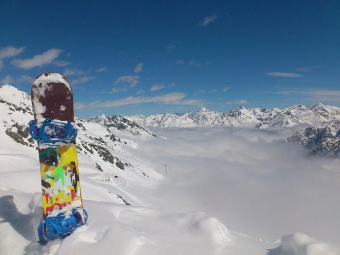 Solden Glacier Skiing - Snow Sure, Austria