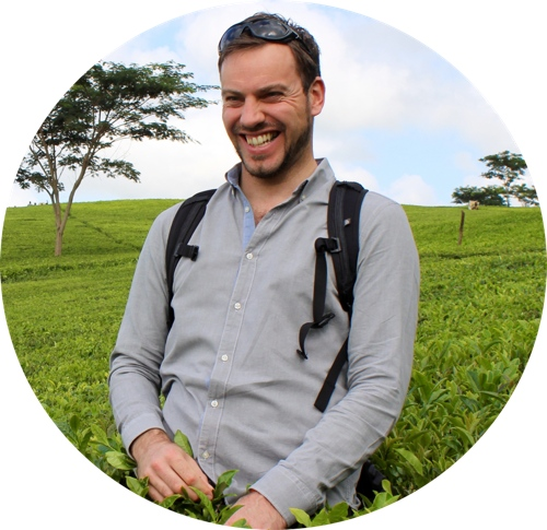 Simon Heyes - Adventure Travel Blogger - In Malawi