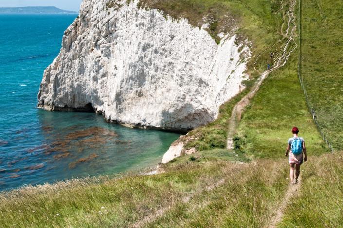 Coastal Walking In Dorset