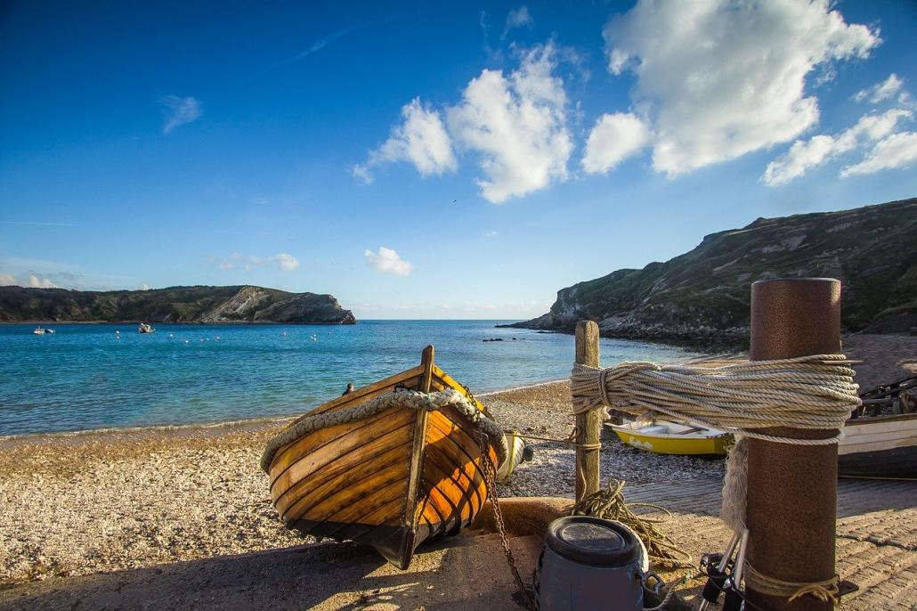 Fishing Boat Dorset