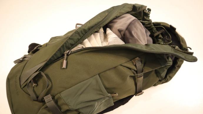 Osprey Archeon 30 - Huge front zip