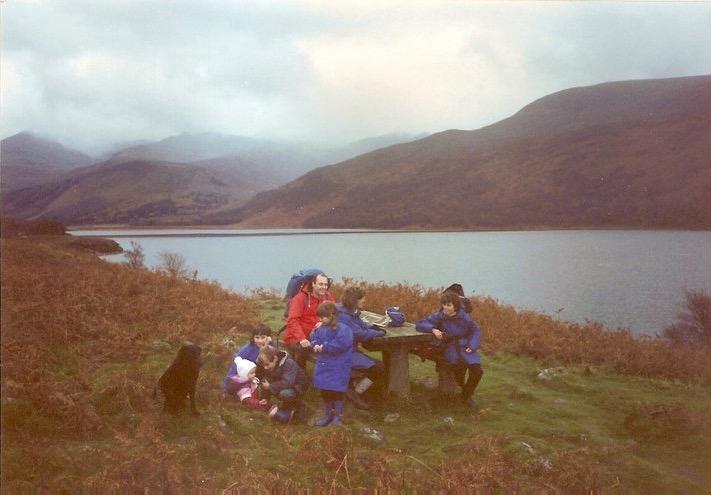 Ennerdale, Lake District - circa 1988
