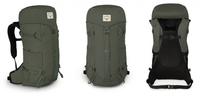 Osprey Archeon 30 Backpack - Green - Review