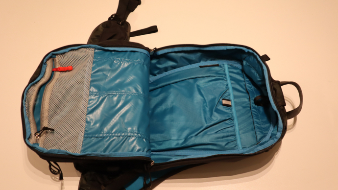 Osprey Kamber 22 Backpack Review - Internal Pockets