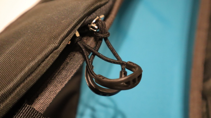 Osprey kamber Backpack Review - Zips