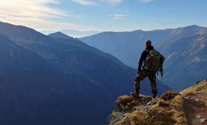 Maxpedition hiking backpack