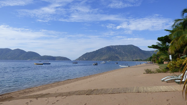 Cape McClear - on the Southern shore of Lake Malawi