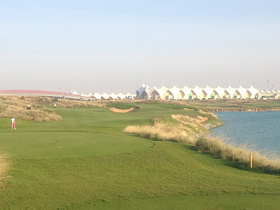 Yas Island Links Golf Course