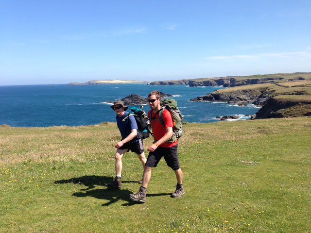 Best foot forward on the South West Coast Path, day 4