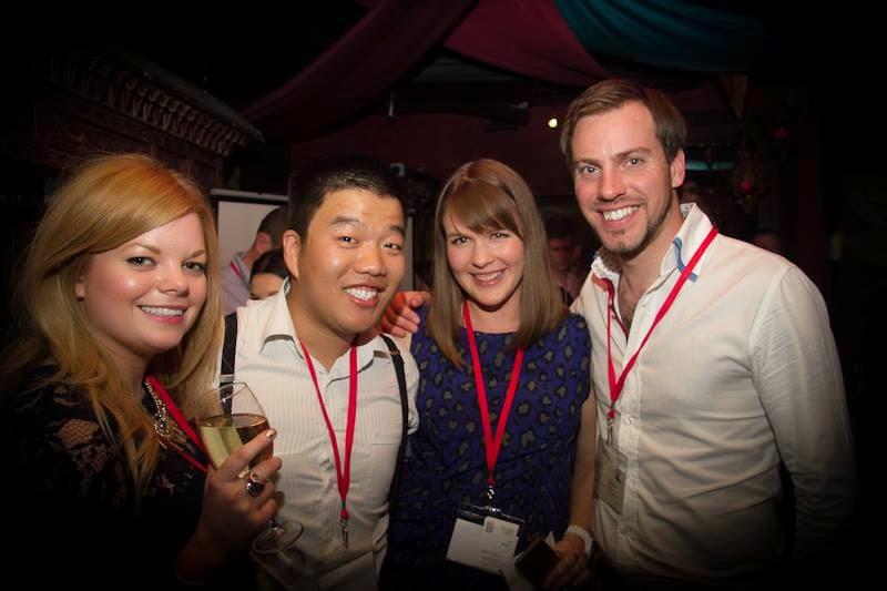 lowcostholidays Blogger Awards 2014 - London