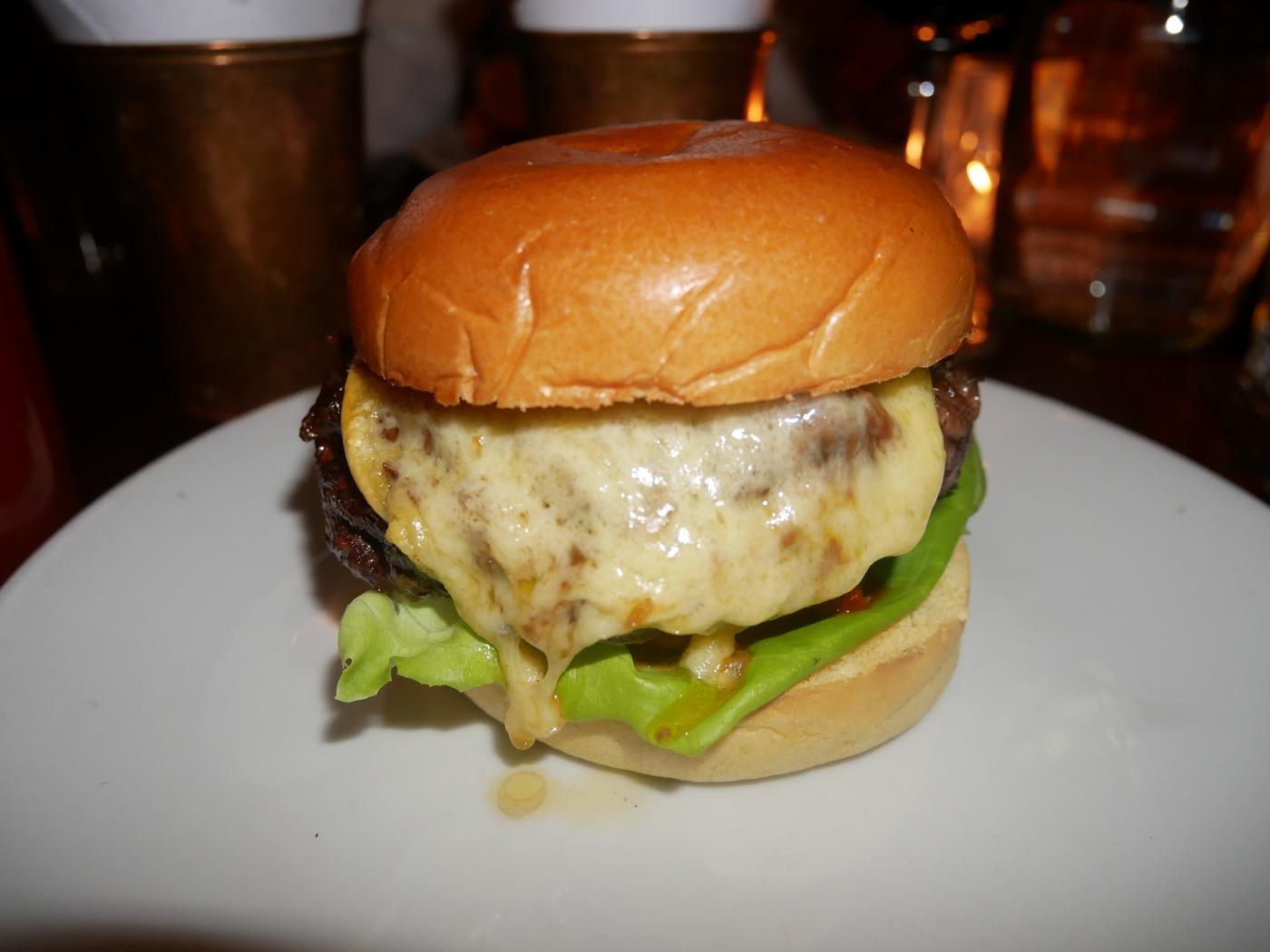 The Hawksmoor kimchi burger - National Burger Day 2016