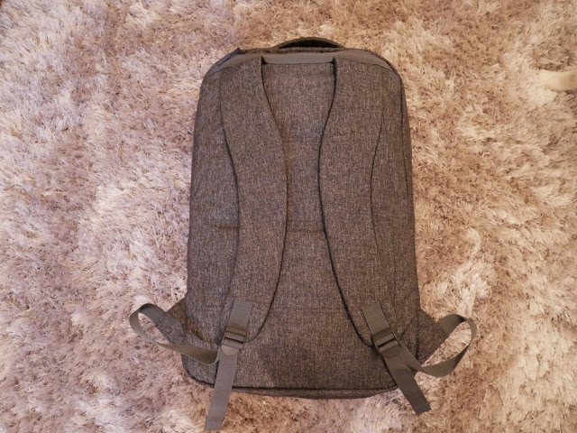 Arcido Faroe backpack - back