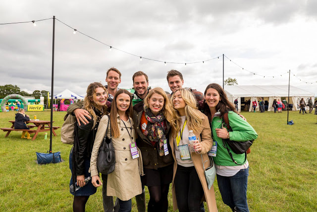 Travel bloggers at Blogstock 2015