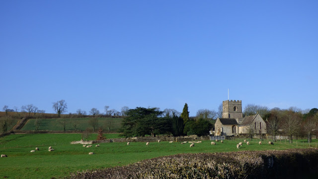 Guiting Power church - Cotwolds