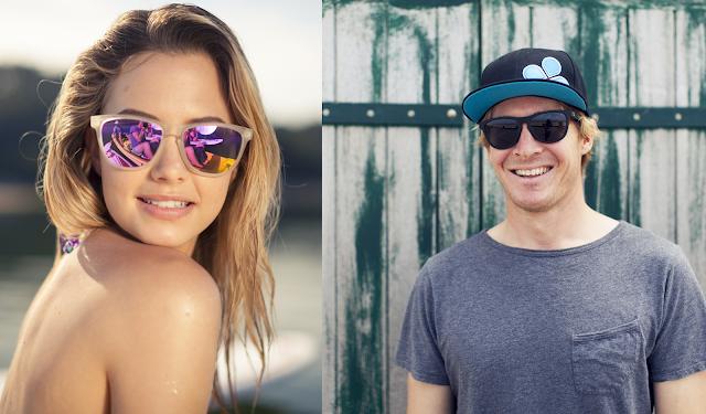 Win a pair of customised Sungod sunglasses - Simon's JamJar