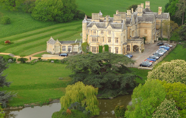 Dumbleton Hall, Cotswolds
