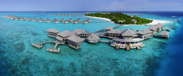 Our honeymoon resort in the Maldives - Simon's JamJar