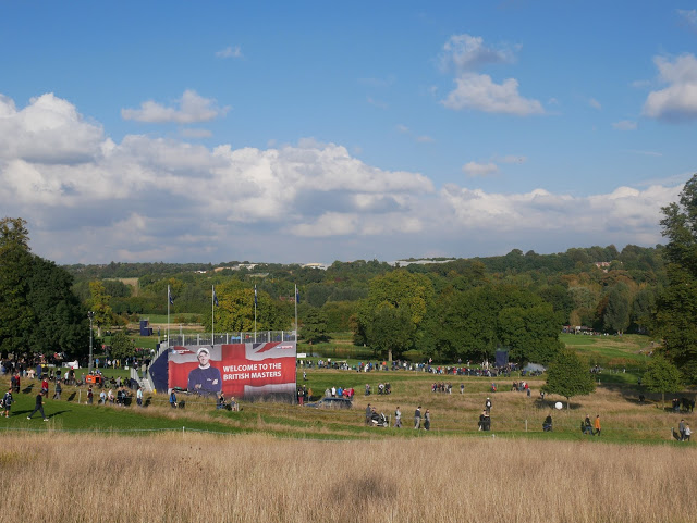 The Grove near Watford hosted the 2016 British Masters golf event