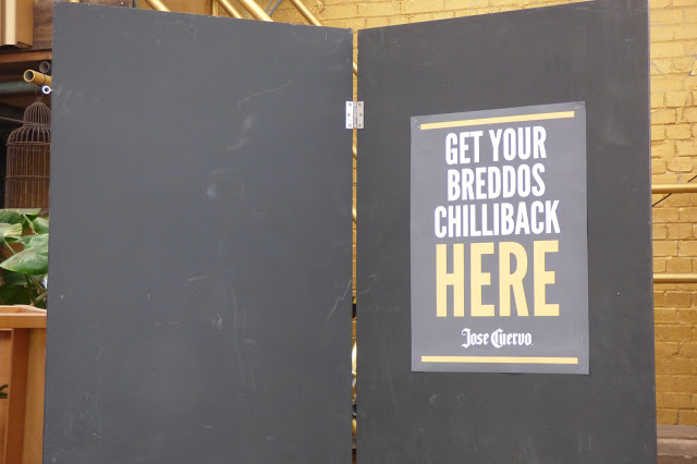 Jose Cuervo Breddos Chilliback shots sign