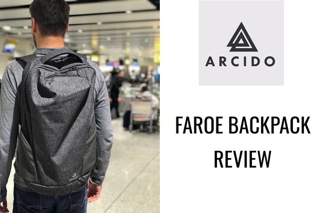 Arcido Faroe Backpack Review