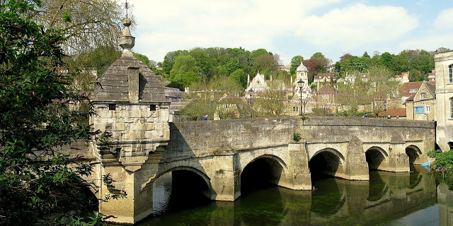 Bradford On Avon bridge, Cotswolds