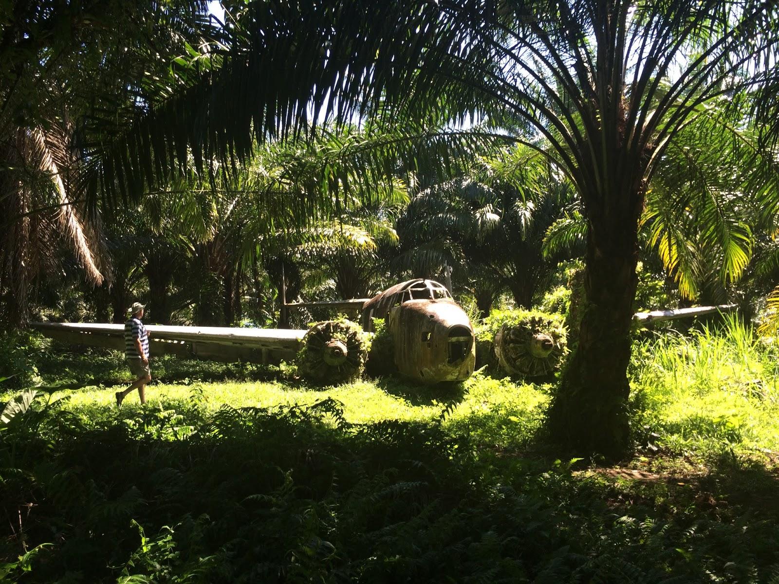 Uncovering World War II Plane Relics, Papua New Guinea - Adventure