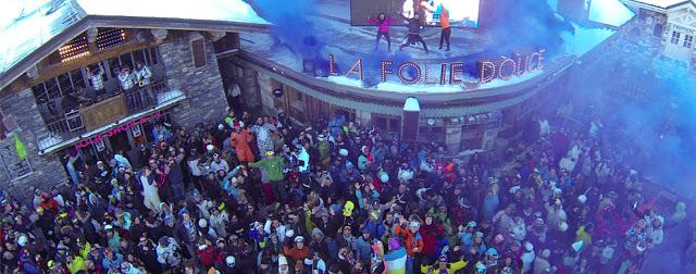 La Folie Douce - Tignes / Val d'Isere