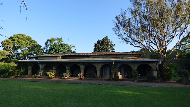 Huntingdon House - Satemwa Tea Estate, Malawi