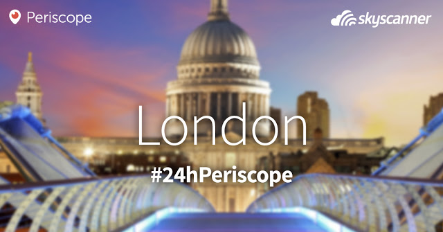 Skyscanner #24hPeriscope Yuccie City Guide - Islington, London