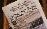 Harry Potter Newspaper